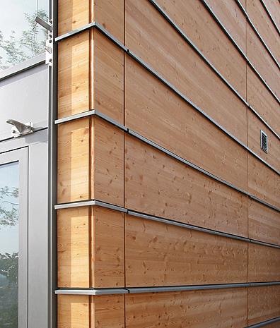 HOFSTETTER – das Handwerker-Haus: Fassadenverkleidung in ...