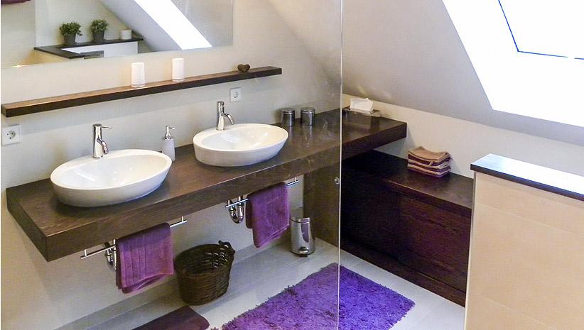 HOFSTETTER – das Handwerker-Haus: Renovierung Badezimmer, Gerlingen